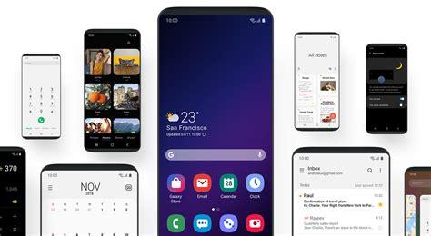 Samsung One Ui by Samsung Galaxy S10 5g 233 Cran Infinity O One Ui Tout Ce Que L On Sait Sur Ses