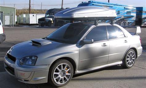 Subaru Sti Roof Rack by Subaru Yakima Roof Rack Cosmecol