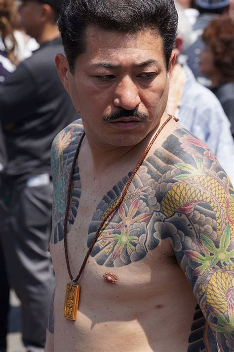 yakuza member tattoo spoilers i feel like a certain someone is destined to