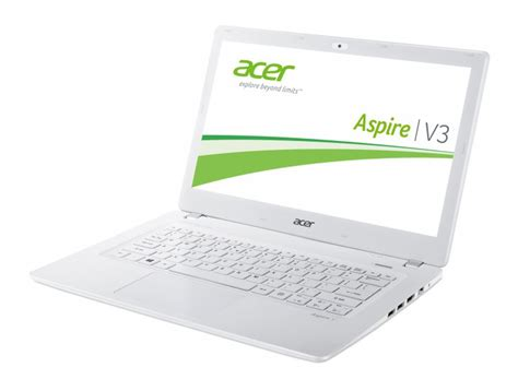 Laptop Acer Aspire V3 371 test acer aspire v3 371 36m2 notebook notebookcheck