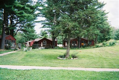 cabins for in wisconsin dells