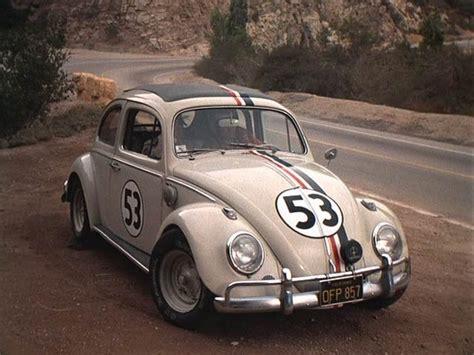 volkswagen beetle classic herbie herbie classic cars pinterest