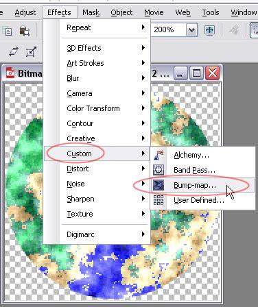 texture fill dialog digunakan untuk mengisi material objek dengan texture fill di coreldraw