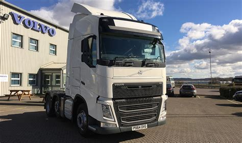 2014 volvo truck tractor commercial motor s used truck of the week 2014 volvo fh4