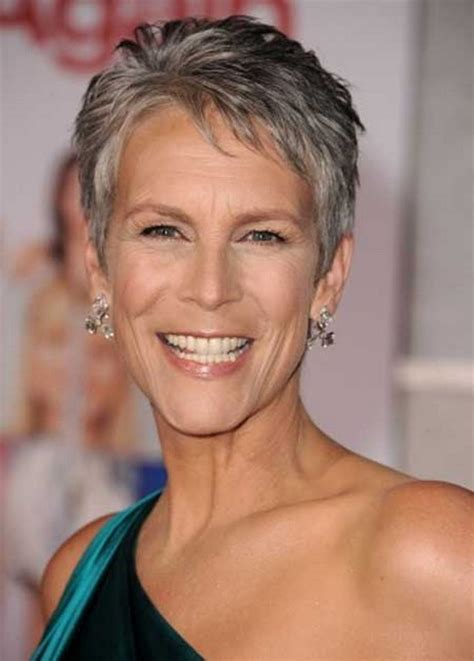 short hairstyles for the over50s super short hairstyles for women over 50