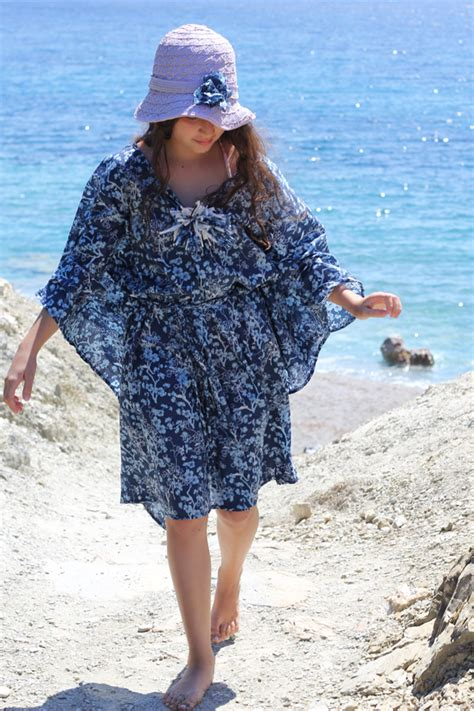vacation sew in likeflowersandbutterflies summer voile caftan kaftan