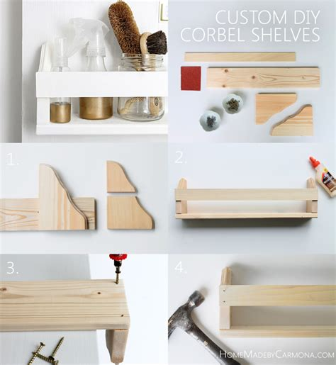 How To Make Shelf At Home by Printable Corbel Templates Rabitah Net