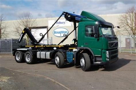 volvo ready  pre euro  rush  boughton hookloaders   stock commercial vehicle dealer