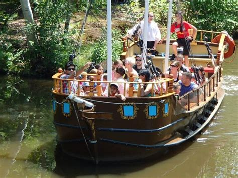 Ship Ahoy Boat pirate ship ahoy mate all aboard and will row the boat picture of story land glen