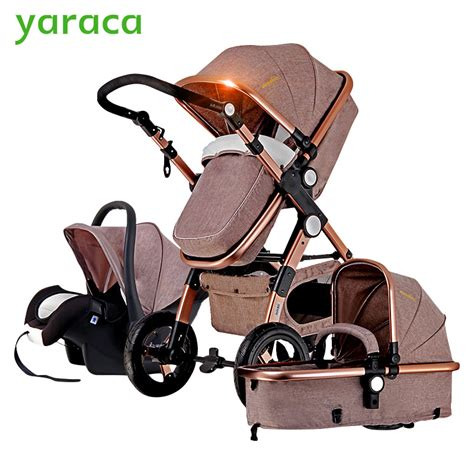 best baby car seat 3 in 1 aliexpress buy baby stroller 3 in 1 with car seat