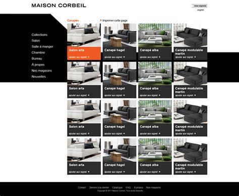 fourniture tattoo quebec maison corbeil website on behance