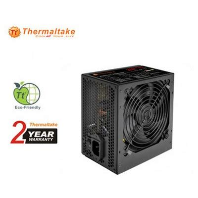 Thermaltake Lite Power 450 Watt Hitam thermaltake litepower 450w g 252 231 kaynağı w0423re
