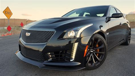 2017 Cadillac Cts Horsepower by Road Trip In The 2017 Cadillac Cts V Luxury Fred
