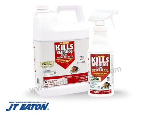 what kills bed bugs on contact j t eaton kills bed bugs contact killer