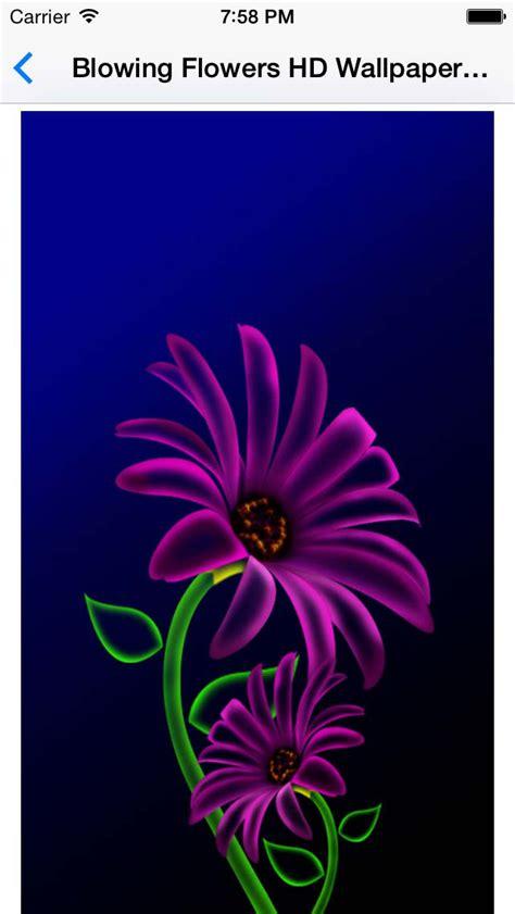 whatsapp wallpaper of flowers app shopper blowing flowers hd wallpaper for whatsapp