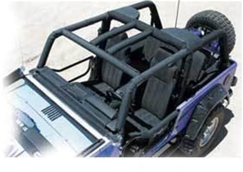 Jeep Roll Bars Jeep Roll Cage For Safety