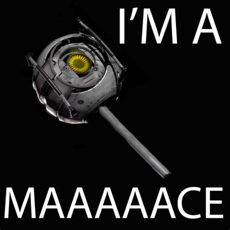 Portal Memes - image 119960 portal 2 space personality core know