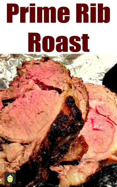 how to cook prime rib roast full of flavor tender and juicy