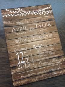 wedding invitations barn theme 25 best ideas about barn wedding invitations on