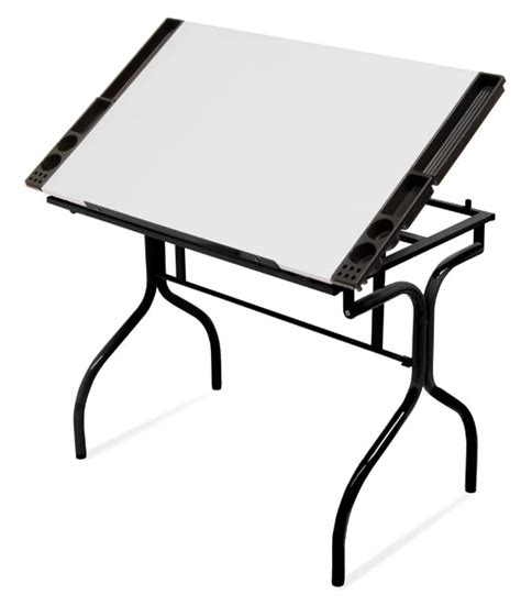 collapsible drafting table studio designs folding craft station blick materials