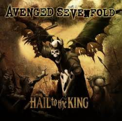 Review avenged sevenfold hail to the king single new