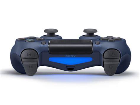 New Dualshock 4 Midnight Blue dualshock 4 controller new midnight blue mania