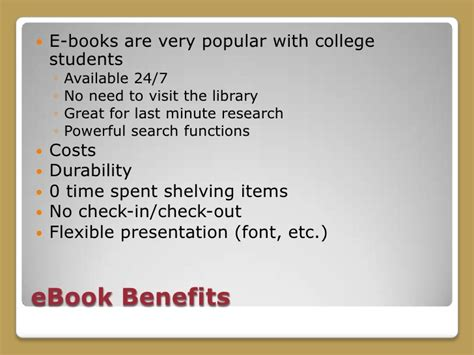 epub format benefits ebooks ereaders and