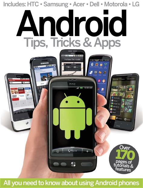 android tricks android tips tricks apps vol 1 magazine digital discountmags