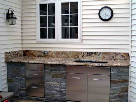 outdoor kitchen cabinet stainless outdoor kitchen cabinets home furniture design
