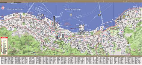 printable street map of hong kong vandam maps image gallery