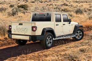 Jeep Comanche 25 Future Cars You Won T Want To Miss Automobile Magazine