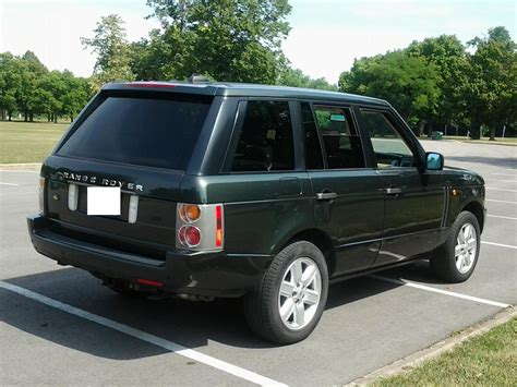 toyota land rover 2005 2005 land rover range rover digram for a rear floor