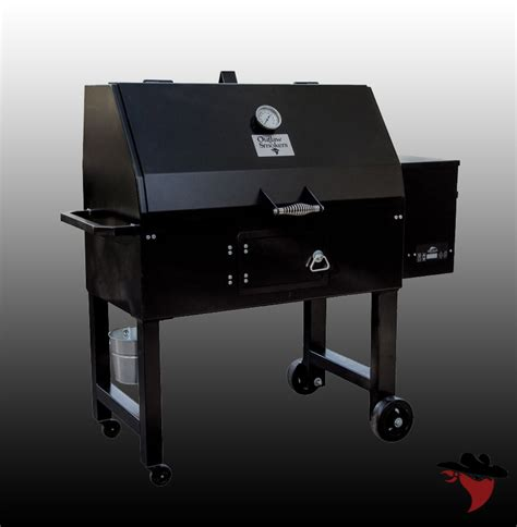 pellet grills and backyard smokers outlaw smokers