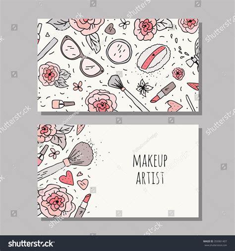 makeup artist business card template lovely makeup business cards unique business cards
