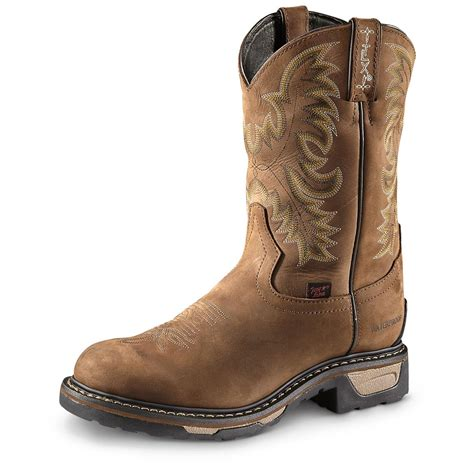 boot for best cowboy boots for work yu boots