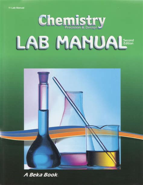 design of experiment manual chemistry precision design 2nd ed lab manual seton
