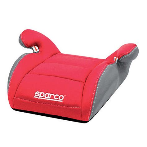 spa booster seat sparco f100k lightweight ergonomic childs booster seat