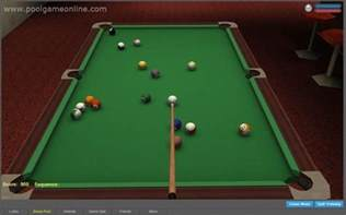 Free 3d Online Pool Game Online 3d Online Pool Features Full 3d