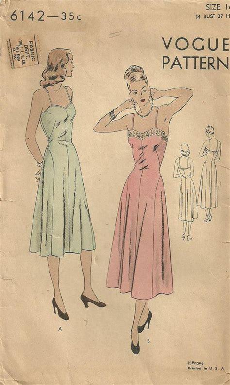 vintage nightwear pattern 115 best images about amazing vintage lingerie patterns on
