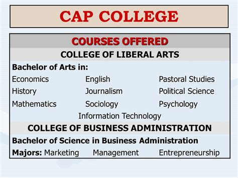 liberal arts of management a toolkit for today s leaders books welcome to cap college ppt