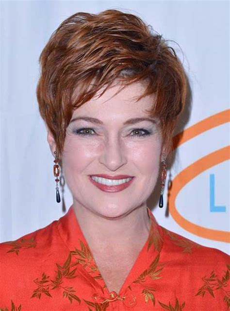 pictures of pixie cuts for older women 15 short pixie hairstyles for older women short