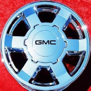 17 Inch Gmc Truck Wheels Gmc Rims Size Question Updated Product Questions