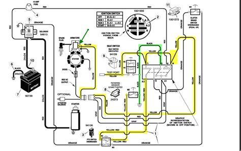 14 hp briggs and stratton carburetor diagram wiring