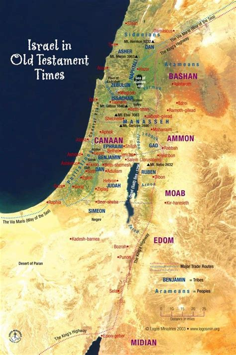 biblical map of israel 86 best images about bible maps on
