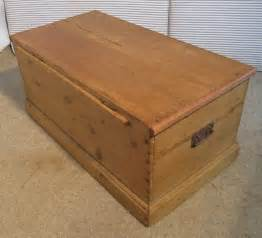 coffee table with blanket storage a victorian pine blanket box or coffee table antiques atlas