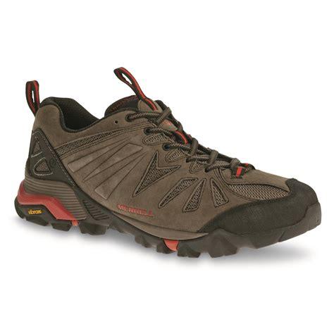 merrell s capra hiking shoes 698665 hiking boots