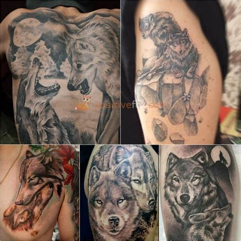 two wolves tattoo best 25 two wolves ideas on chest