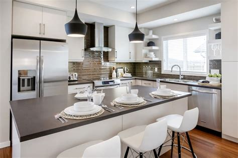 kitchen design calgary mhmk modern kitchen calgary by natalie fuglestveit