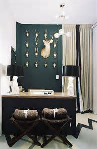 decorating with antlers design inspiration lonny