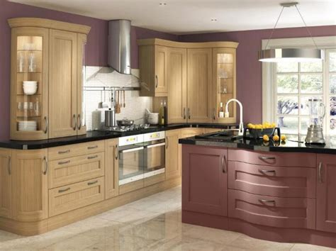 kitchen cabinets oak unfinished oak kitchen cabinet designs rilane